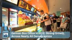 Germany Breaking News: German Box Office in 2012: Strong Growth Across Nearly All Demographics - Video Dailymotion