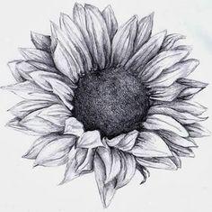 Sunflower-tattooSm.jpg (400×399)