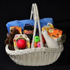 You can win this Doggy Delights Basket by purchasing a raffle ticket for only $1.00!  All proceeds help us continue to save dogs and provide medical care.  Your dog will love you for it!  Winner will be announced at our Rescue Reunion on September 8th, but  you do not need to be present to win!