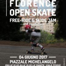 Florence Open Skate: DC e Roxy sono partner!