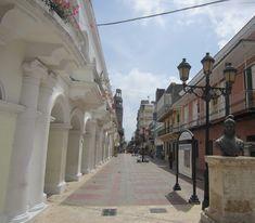 Republica Dominicana - Santo Domingo, Mainstreet Dominican Republic, Central America, Santos, Santo Domingo