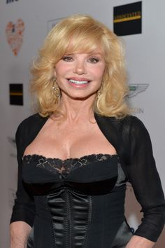 Loni Anderson Actress Loni Anderson Attends The 21st Annual Race To Loni Anderson