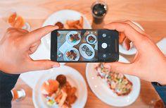 Consejos para hacer buenas fotos de tus platos