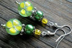 Flowers splash Color Pop, Beaded Bracelets, Drop Earrings, Flowers, Jewelry, Art, Art Background, Jewlery, Jewerly
