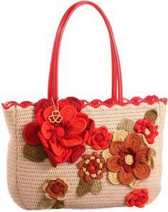 Louca por artes - Bolsas: Bolsas colorida.