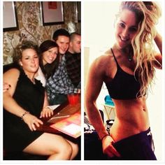 Got a great transformation tip? Share in the comments Want to Make a Transformation Like This? Check bio for our Five Star 12-Week Transformation Program! Use #TransformFitspoCommunity for a chance to Get Your Transformation Featured @CFSHELI 2013-2015. I lost a total of 3 stone and 4 dress sizes !! All through healthy eating and fitness including Crossfit ... I am now working towards a professional career in sports ! P.s both pictures are me on all 4 pictures the skinny one is me at my…