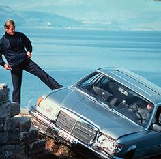 Strange Tales: For Your Eyes Only, at 35 Roger Moore, Mid Atlantic Accent, James Bond Style, Strange Tales, Dramatic Arts, James Bond Movies, Private Eye, Classic Mercedes, Adventure Movies