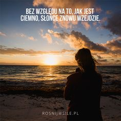 Co to jest minimalizm? Motivational Words, W 6, Self Improvement, Motto, Perspective, Coaching, Believe, Entertaining, Sunset