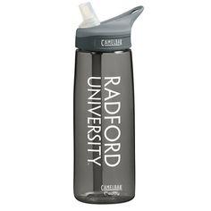 New Radford University Camelbak Water Bottle!