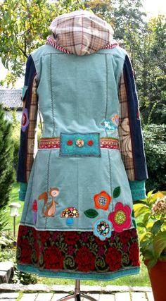 Patterns Jean jacket
