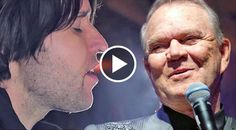 Glen Campbell's Son Sings Powerful Song To Ailing Father (Heartbreaking! Country Music Lyrics, Country Music Singers, Country Musicians, Country Artists, Kinds Of Music, My Music, Music Songs, Glen Campbell, Inspirational Music