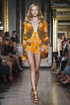 Emilio Pucci Ready To Wear Spring Summer 2015 Milan