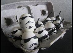 Stormtrooper Easter Egg ... Battalion!