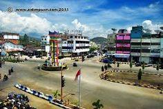 Padangsidimpuan city
