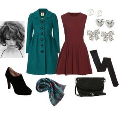 Romantic Fall/Winter Outfit