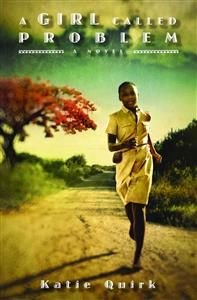 """Thirteen-year-old Shida, whose name means """"problem"""" in Swahili, certainly has a lot of problems in her life -- her father is dead, her depressed mother is rumored to be a witch, and everyone in her rural Tanzanian village expects her to marry rather than pursue her dream of becoming a healer. So when the village's elders make a controversial decision to move their people to a nearby village, Shida welcomes the change. http://katie-quirk.com/"""