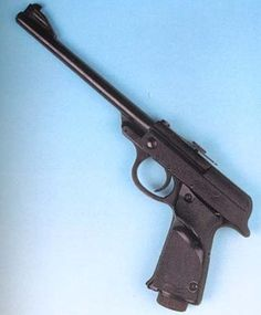 Walter air pistol
