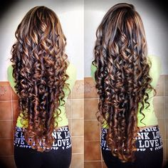 Why can't my hair be this long and this perfect?