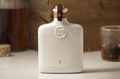 Ceramic Flask | Remodelista