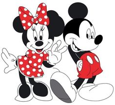 mickey and minnie holding hands google search disney