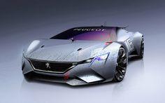 El PEUGEOT Vision Gran Turismo nació fruto de la colaboración entre los diseñadores de PEUGEOT y los ingenieros de PEUGE...