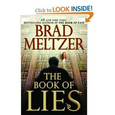 Love Brad Meltzer books!