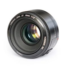 YONGNUO YN EF 50mm f 1 8 AF Lens Aperture Auto Focus for Canon EOS DSLR. Click visit to buy #lenses #accessories