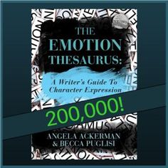 Giveaway At Writers Helping The Emotion Thesaurus SUPER FAN Contest BookGiveaway