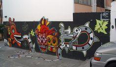 neuzz | tiko | ore | mexico | graffiti | street art |