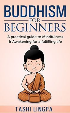 Buddhism: for Beginners: A Practical Guide to Mindfulness & Awakening for a Fulfilling Life by Tashi Lingpa, http://www.amazon.com/dp/B00LRSMX5Y/ref=cm_sw_r_pi_dp_.9y1tb1SPF438