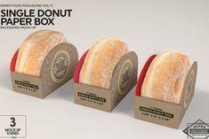 Sandwich Packaging, Food Box Packaging, Bread Packaging, Bakery Packaging, Food Packaging Design, Dessert Packaging, Coffee Packaging, Bottle Packaging, Food Design