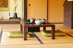 Japanese Home Decor: Japanese Decor Art, Furnishings, Home Decorations… Japanese Home Decor, Asian Home Decor, Japanese Interior, Japanese Tea Table, Japanese House, Japanese Crane, Sala Zen, Zen Furniture, Oriental Decor