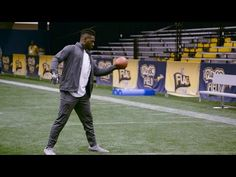 Antonio Brown GoPro Footage | How to Be a Great Wide Receiver | NFL - YouTube