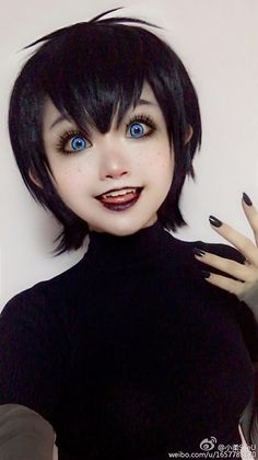 This 'Hotel Transylvania' Mavis Cosplay Is Unreal