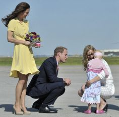 Visiting Calgary... read the story about the little girl (cancer survivor) that met a real live princess... :)