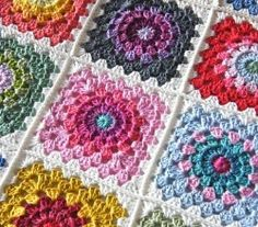 Granny Squares Patterns Archives - Page 5 of 15 - Knit And Crochet Daily