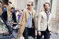 Karlie Kloss. Paris Fashion Week: il meglio dello street style - Grazia.it