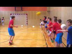Bewegung und Sport - 4. Klasse - Parkourball - YouTube