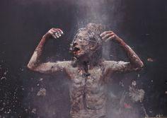Synesthesia Garden - a weird art + style blog | » Blog Archive » Olivier de Sagazan