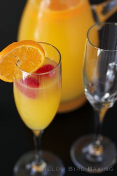 Fantastic Mimosa Recipe - Willow Bird Baking