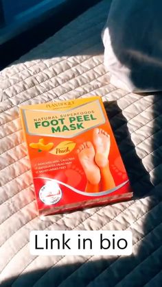 Amazon Products, Skin Products, Organic Skin Care, Natural Skin Care, Awesome Things, Cool Things To Buy, Foot Peel, Beauty Vitamins, Amazon Gadgets