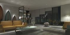 Render Engine Nvidia Iray Autocad, Bathroom Lighting, Conference Room, Italy, Mirror, Workshop, Furniture, Drawing, Digital