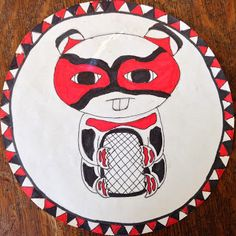 Aboriginal/Native American inspired art - grade 6, social studies link