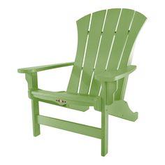 Durawood Sunrise Adirondack Chair