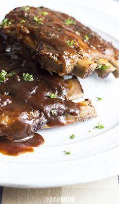 These ribs are seriously THE BEST!