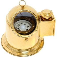 Binnacle Compass x x Inches Description: This is a fully functional Binnacle compass that was used to hold a ships magnetic compass. Nautical Theme Decor, Nautical Design, Nautical Home, Moby Dick, Magnetic Compass, Magnetic Field, Farmhouse Mantel, Blue Palette, Model Ships