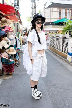 i Tokyo Me Harajuku Street Style