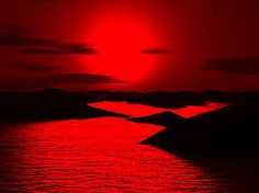 THE RED AESTHETIC : Photo