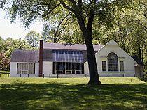 NC Wyeth studio, Chadds Ford