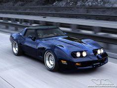Custom C3 Corvette